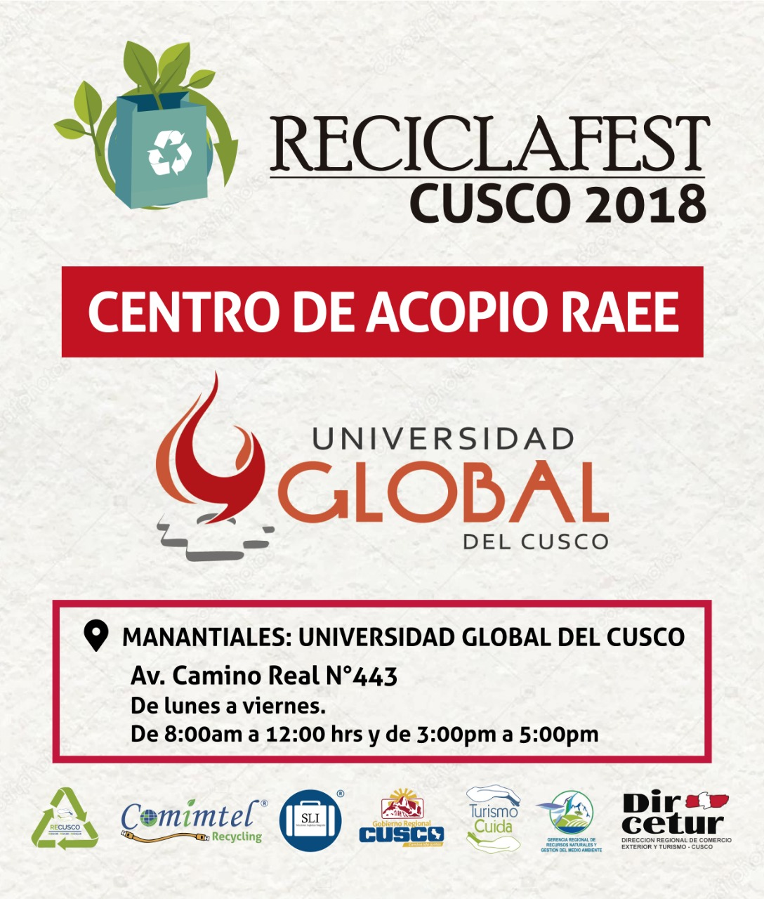 RESICLAFEST CUSCO 2018